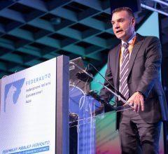 Filippo Pavan Bernacchi all'Assemblea Pubblica Federauto 2017