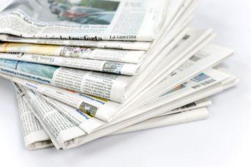 Rassegna stampa del mese di Agosto 2017
