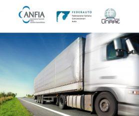 Comunicato stampa - Legge di Bilancio 2018: le Associazioni dell'automotive chiedono il mantenimento integrale delle risorse per l'autotrasporto