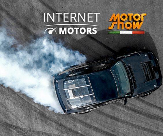Evento speciale di Internet Motors al Motor Show di Bologna il 1 dicembre 2017