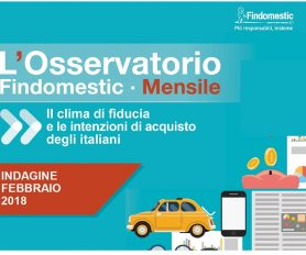 Findomestic: Osservatorio Mensile Automotive – Febbraio 2018