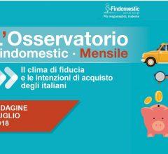 Findomestic: Osservatorio Mensile Automotive – Luglio 2018