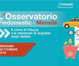Findomestic: Osservatorio Mensile Automotive – Settembre 2018