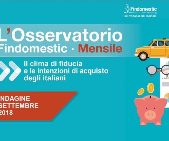 Findomestic: Osservatorio Mensile Automotive – Settembre 2018