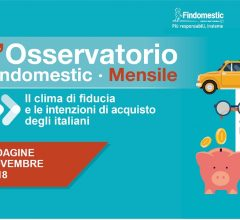 Findomestic: Osservatorio Mensile Automotive – Novembre 2018