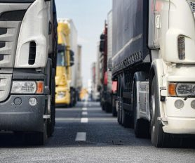 Comunicato stampa: veicoli commerciali e industriali in calo ad ottobre -13,2%