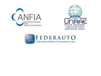 Comunicato stampa congiunto Anfia, Federauto e Unrae: Le Associazioni chiedono un incontro immediato con il Ministro Toninelli per delineare una nuova strategia di rilancio per l'autotrasporto italiano