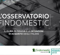 Findomestic: Osservatorio Mensile Automotive – Febbraio 2019