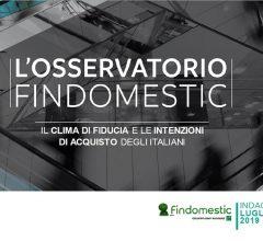Findomestic: Osservatorio Mensile Veicoli – Luglio 2019