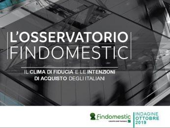 Findomestic: Osservatorio Mensile Veicoli – Ottobre 2019