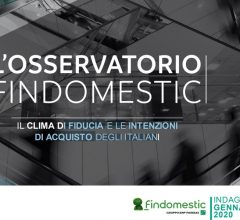 Findomestic: Osservatorio Mensile Veicoli – Gennaio 2020
