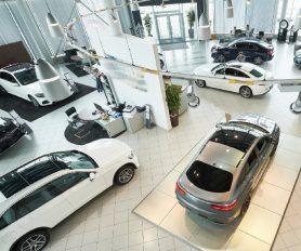 Comunicato stampa - Apertura regolare delle concessionarie auto