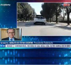 Intervista Adolfo De Stefani Cosentino a TGCOM 24 - TG Economy del 10.07.2020