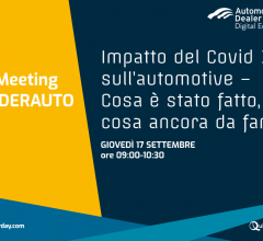 Meeting Federauto in occasione di Automotive Dealer Day, nella giornata del 17 settembre 2020