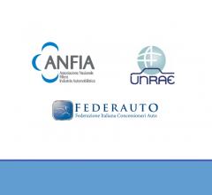 Comunicato congiunto ANFIA FEDERAUTO UNRAE - Immatricolazioni auto a dicembre -15%